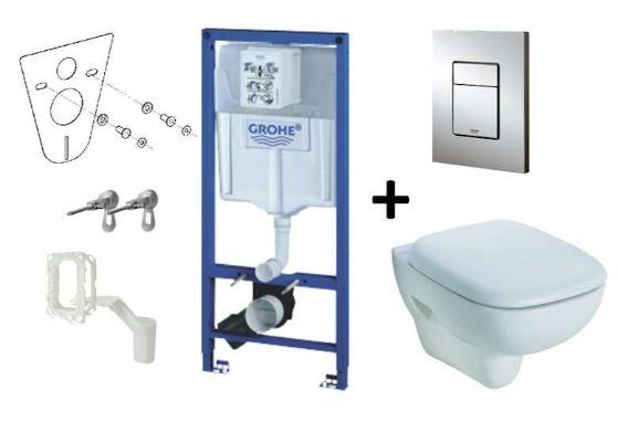 Miski WC Cersanit Mito