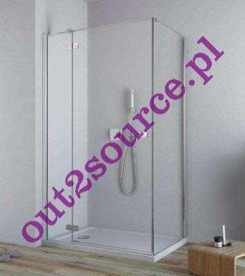 Cersanit kabina prysznicowa z brodzikiem