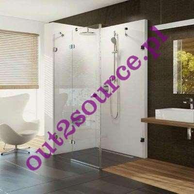 Deante kabina prysznicowa bez brodzika