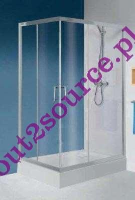 New Trendy kabiny prysznicowe z brodzikiem