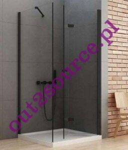Radaway kabiny prysznicowe bez brodzika