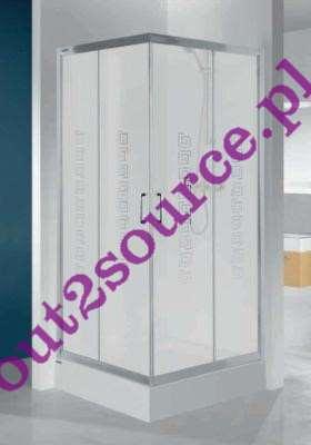 kabiny prysznicowe 90x90 Besco