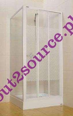 kabiny prysznicowe z brodzikiem Omnires